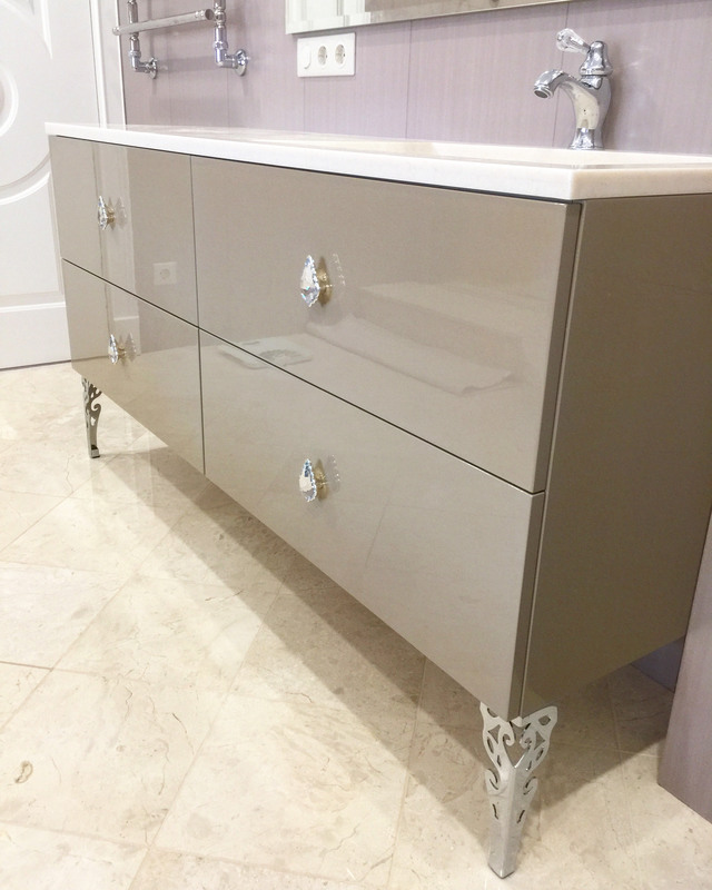 Мебель для ванной комнаты-Мебель для ванны «Модель 45»-фото2
