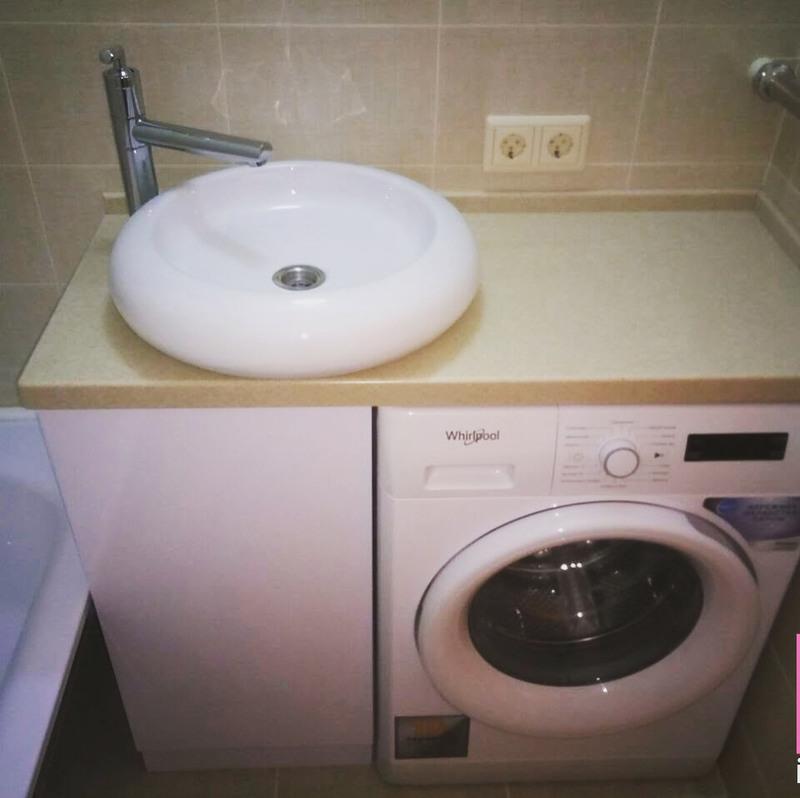 Мебель для ванной комнаты-Мебель для ванны «Модель 43»-фото1