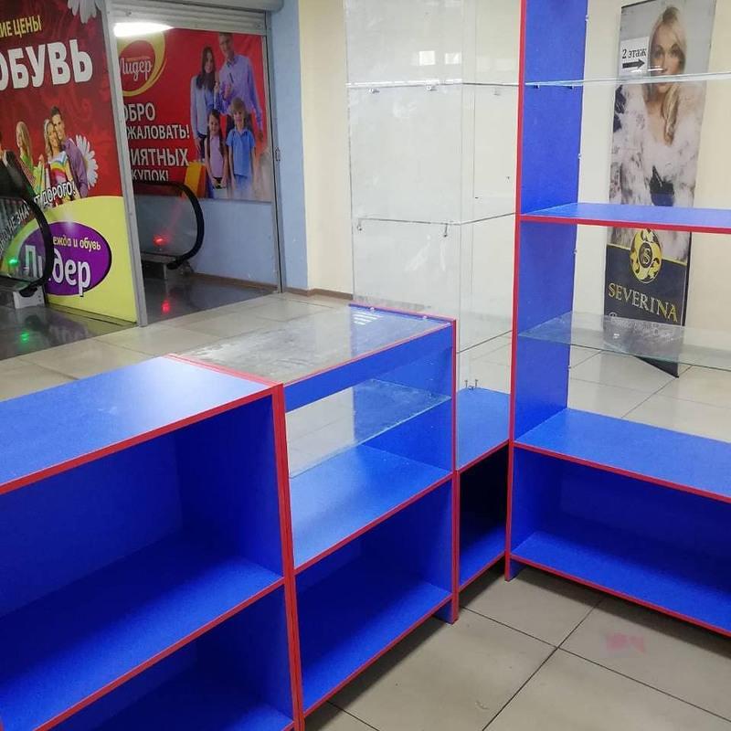 Торговая мебель-Торговый островок «Модель 231»-фото2