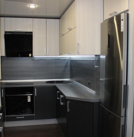 -Кухня МДФ в ПВХ «Модель 92»-фото9
