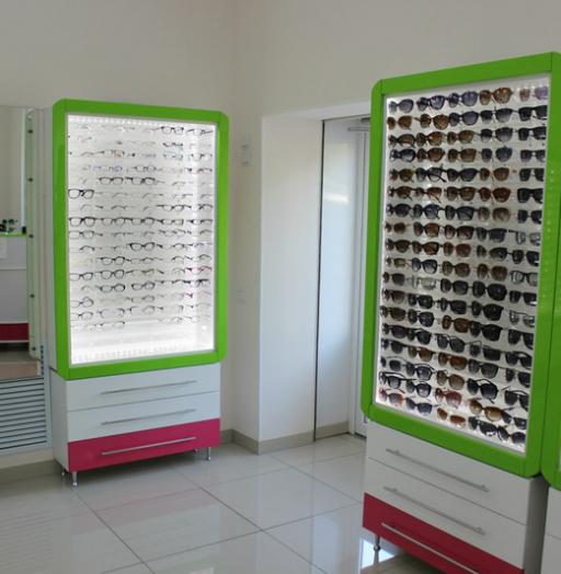 -Мебель для оптики «Модель 204»-фото9