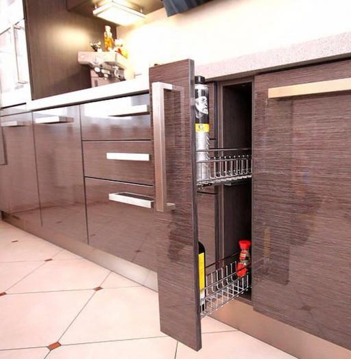 -Кухня МДФ в ПВХ «Модель 116»-фото17