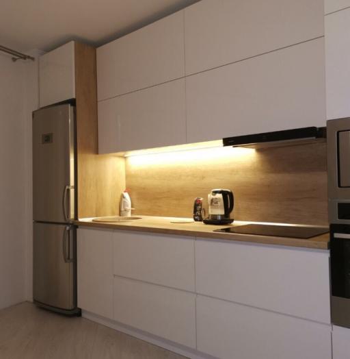-Кухня МДФ в эмали «Модель 144»-фото20