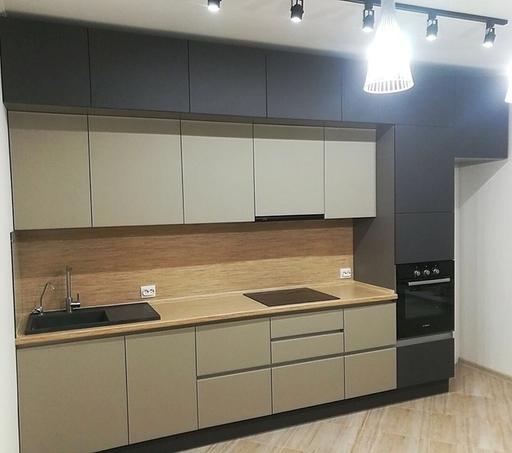 -Кухня МДФ в ПВХ «Модель 99»-фото14