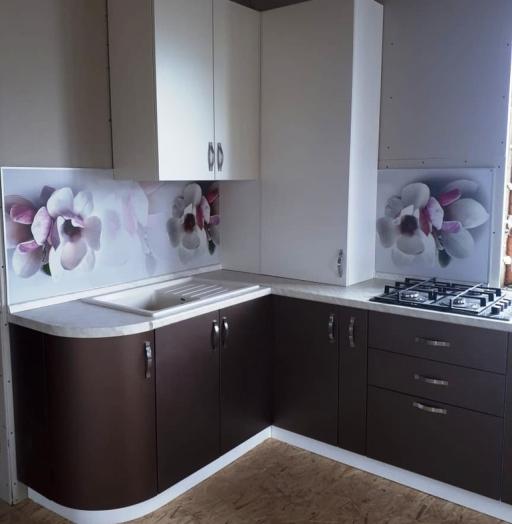 -Кухня из пластика «Модель 392»-фото27