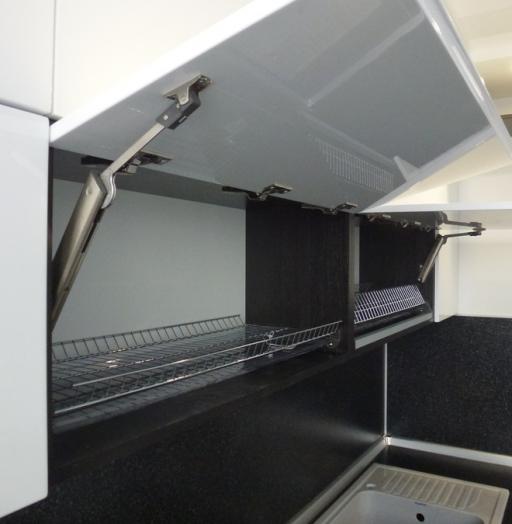 -Кухня МДФ в эмали «Модель 430»-фото9