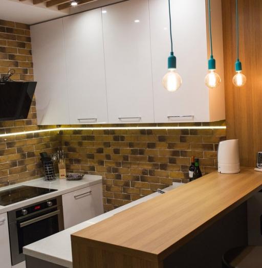 -Кухня МДФ в пластике «Модель 12»-фото5