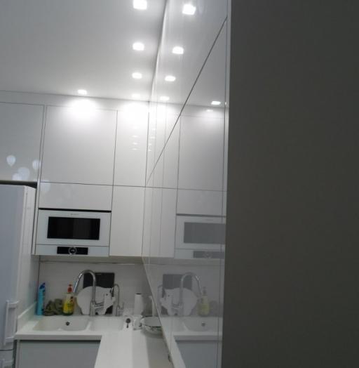 -Кухня МДФ в эмали «Модель 203»-фото18