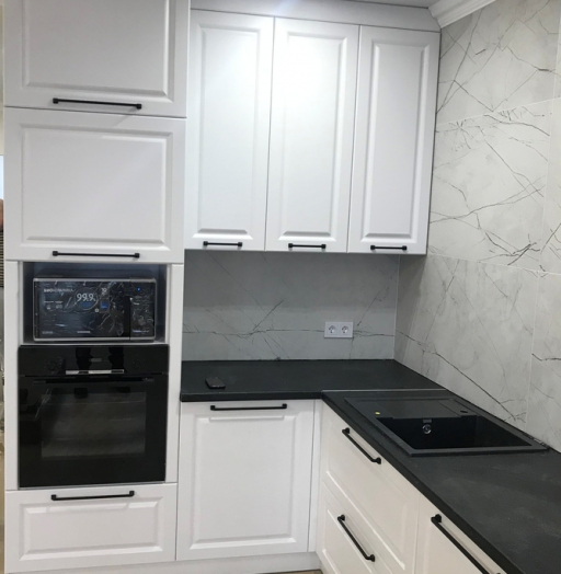 -Кухня МДФ в ПВХ «Модель 553»-фото24