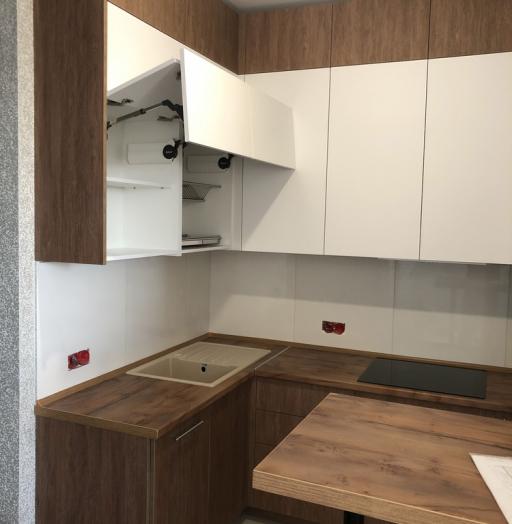 -Кухня МДФ в ПВХ «Модель 73»-фото1