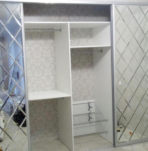 -Шкаф-купе с зеркалом «Модель 28»-фото3